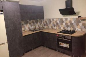 Кухня угловая Лофт - Мебельная фабрика «МЭК»