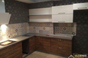 Кухня угловая лофт Артемида 04 - Мебельная фабрика «ОЛИМП»