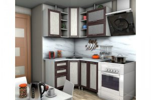 Кухня Угловая Мария - Мебельная фабрика «Средневолжская мебельная фабрика»