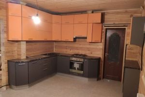 Кухня угловая матовая - Мебельная фабрика «Вектор-М»