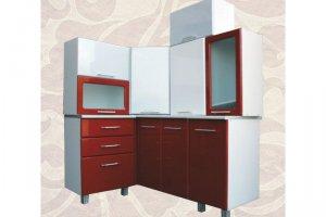 Кухня угловая МДФ - Мебельная фабрика «Александра»