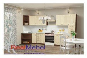 Кухня угловая МДФ - Мебельная фабрика «RealMebel»