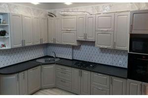 Кухня угловая МДФ - Мебельная фабрика «МЭК»