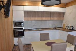 Кухня угловая МДФ - Мебельная фабрика «SOVA»