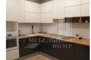 Кухня угловая МДФ - Мебельная фабрика «Мастер-М»
