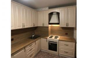 Кухня угловая МДФ Итальянка - Мебельная фабрика «Алмаз-мебель»