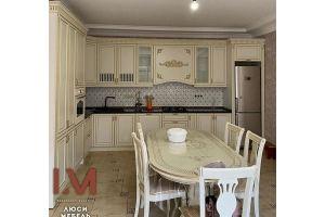 Кухня угловая МДФ крашенный - Мебельная фабрика «Люси»