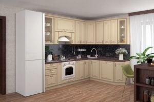 Кухня угловая МОДЕНА - Мебельная фабрика «Классика Мебели»