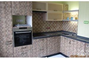 Кухня угловая модерн Афина 02 - Мебельная фабрика «ОЛИМП»