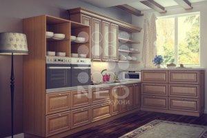 Кухня угловая Ника - Мебельная фабрика «Нео Кухни»