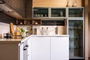 Кухня угловая Ольхон - Мебельная фабрика «Квартира 48»