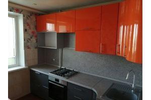 Кухня угловая Оранж - Мебельная фабрика «Мебель Миру»