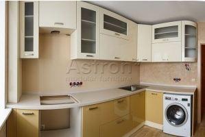 Кухня угловая под потолок k180610 - Мебельная фабрика «Астрон»