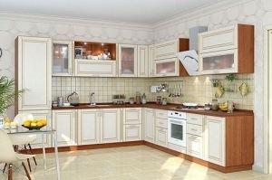 Кухня угловая Полина - Мебельная фабрика «Ариани»
