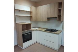 Кухня угловая профиль Gola - Мебельная фабрика «МЭК»