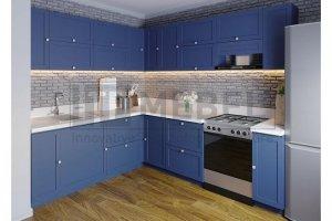 Кухня угловая Provance Proekt 8 - Мебельная фабрика «ITF Mebel»