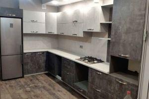 Кухня угловая ПВХ - Мебельная фабрика «Дэрия»