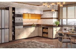 Кухня угловая Равелло - Мебельная фабрика «Славичи»