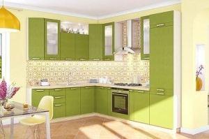 Кухня угловая Рейн - Мебельная фабрика «Ариани»