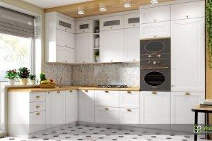 Кухня угловая Рим - Мебельная фабрика «Вита-мебель»