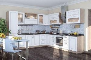 Кухня угловая Росси - Мебельная фабрика «Ариани»