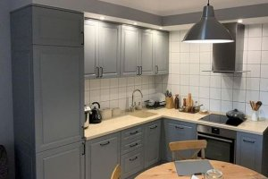 Кухня угловая с фасадом МДФ - Мебельная фабрика «Мебелин»