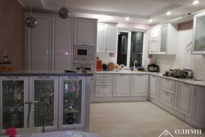 Кухня угловая с островом Аглая 02 - Мебельная фабрика «ОЛИМП»