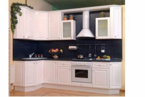 Кухня угловая  СНЕЖА - Мебельная фабрика «МЫ (ИП Золотухин С.В.)»