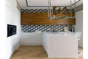 Кухня угловая Турин - Мебельная фабрика «Симбирская мебельная компания»