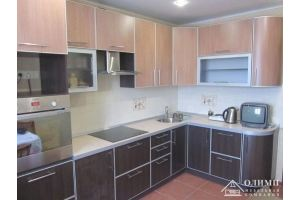 Кухня угловая в рамке Екатерина 09 - Мебельная фабрика «ОЛИМП»