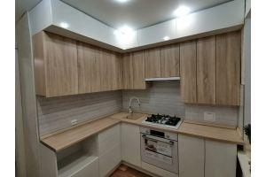 Кухня угловая в стиле Лофт - Мебельная фабрика «МЭК»