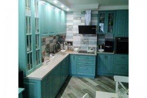 Кухня угловая в стиле Прованс - Мебельная фабрика «Мебелин»