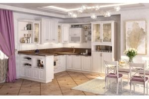 Кухня угловая Венеция - Мебельная фабрика «Славичи»