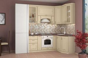 Кухня угловая ВЕРОНА - Мебельная фабрика «Классика Мебели»