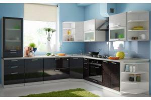 Кухня угловая Вива-1 - Мебельная фабрика «Фаворит»