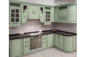 Кухня угловая Женева - Мебельная фабрика «Виктория»