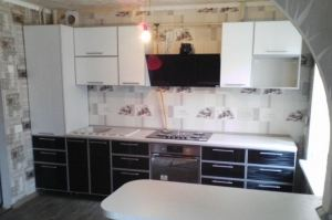 Кухня в алюминиевом профиле - Мебельная фабрика «Астро»