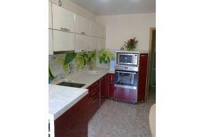 Кухня в алюминиевой рамке - Мебельная фабрика «KL-Мебель»