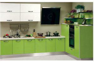 кухня В цвете лайм - Мебельная фабрика «Гигмебели»