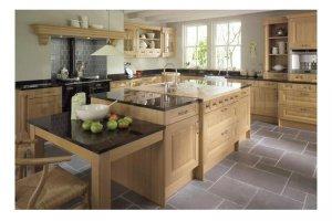 Кухня в деревенском стиле - Мебельная фабрика «Моллитер» г. Калининград