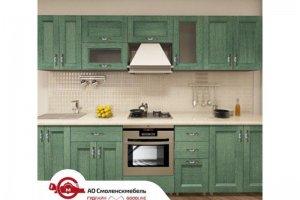 Кухня в классическом стиле Аллеанза - Мебельная фабрика «Смоленскмебель»