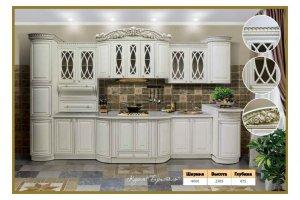 Кухня в классическом стиле Бристоль - Мебельная фабрика «ЭдРу-М»