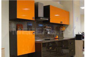 Кухня в пластике Престиж - Мебельная фабрика «Мебель.Ру»