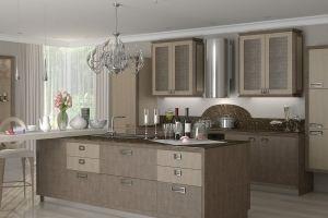 Кухня в шпоне Деметра - Мебельная фабрика «MipoLine»