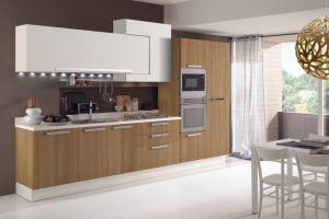 кухня в современном стиле MIX NEW - Мебельная фабрика «ЕВРОПЛАК»