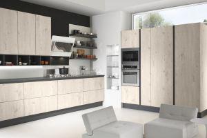 Кухня в современном стиле PRAKTIKA - Мебельная фабрика «ЕВРОПЛАК»