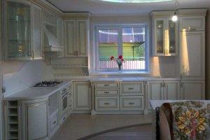 Кухня в стиле Барокко - Мебельная фабрика «ЭльфОла»