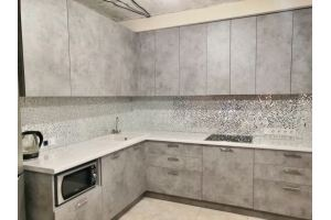 Кухня в стиле Лофт - Мебельная фабрика «Хомма»