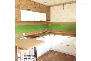 Кухня в стиле Лофт - Мебельная фабрика «Проспект мебели»