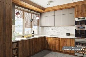 Кухня в стиле Лофт - Мебельная фабрика «МЭК»